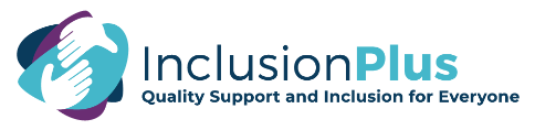 Inclusion Plus logo